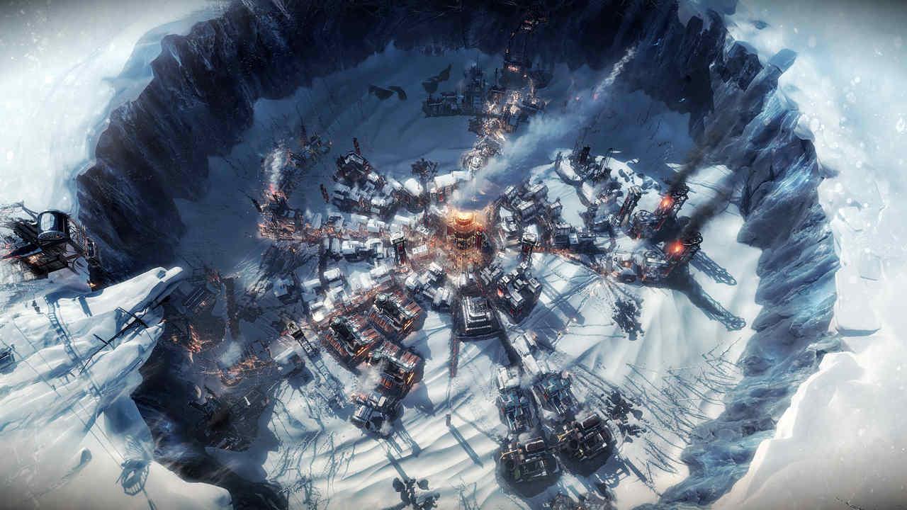 Frostpunk [RECENZJA]: zlodowacenie na PlayStation 4