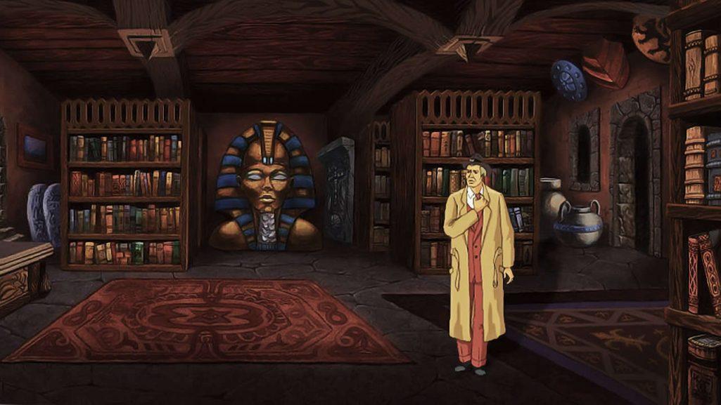 Jack Orlando: A Cinematic Adventure – Kultowe Gry Przygodowe #4