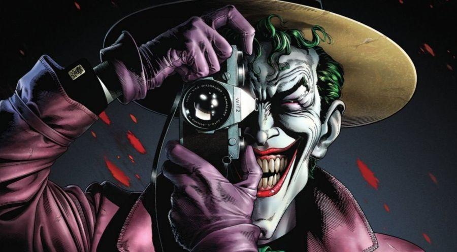 joker zabojczy zart batman