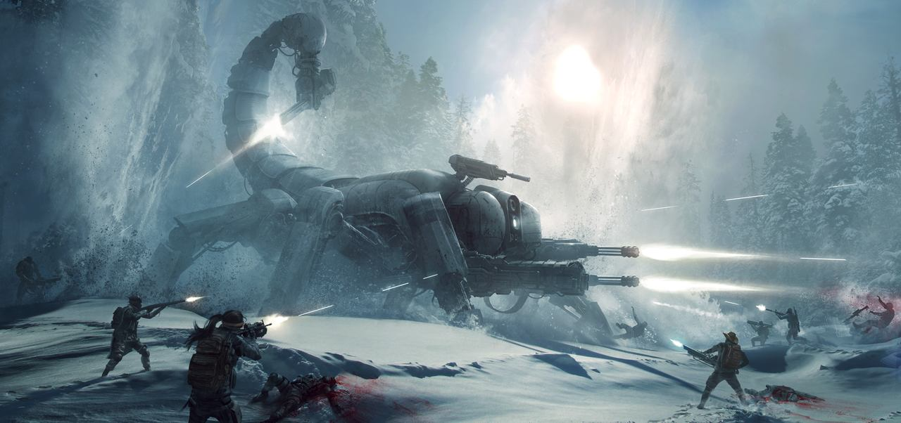 koch media na pga 2019 - wasteland 3