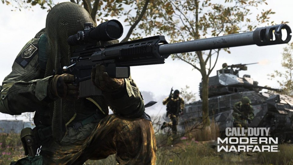 nowe gry na ps4, xbox one, pc i switcha - call of duty modern warfare