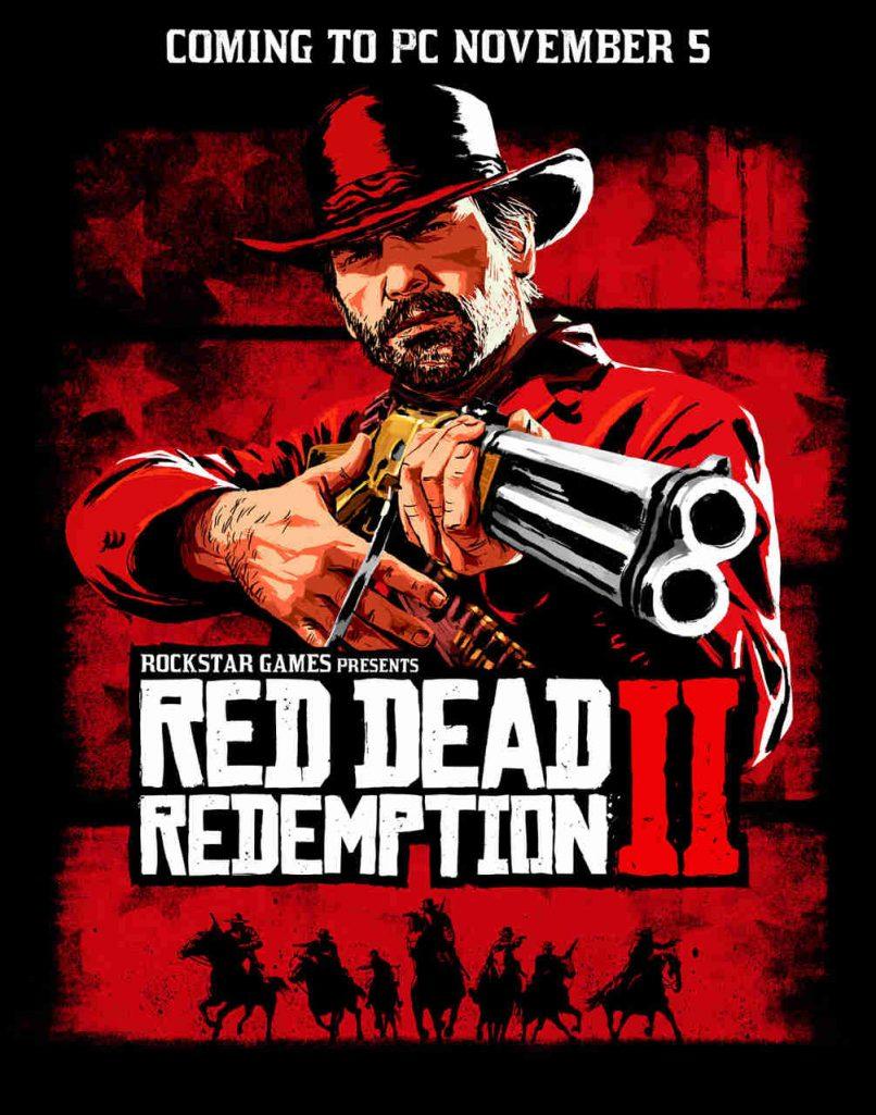 red dead redemption 2 na pc oficjalnie