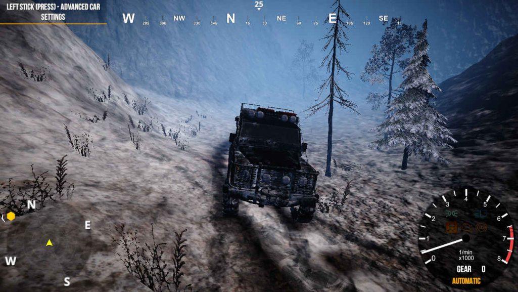 ultra offroad simulator alaska recenzja