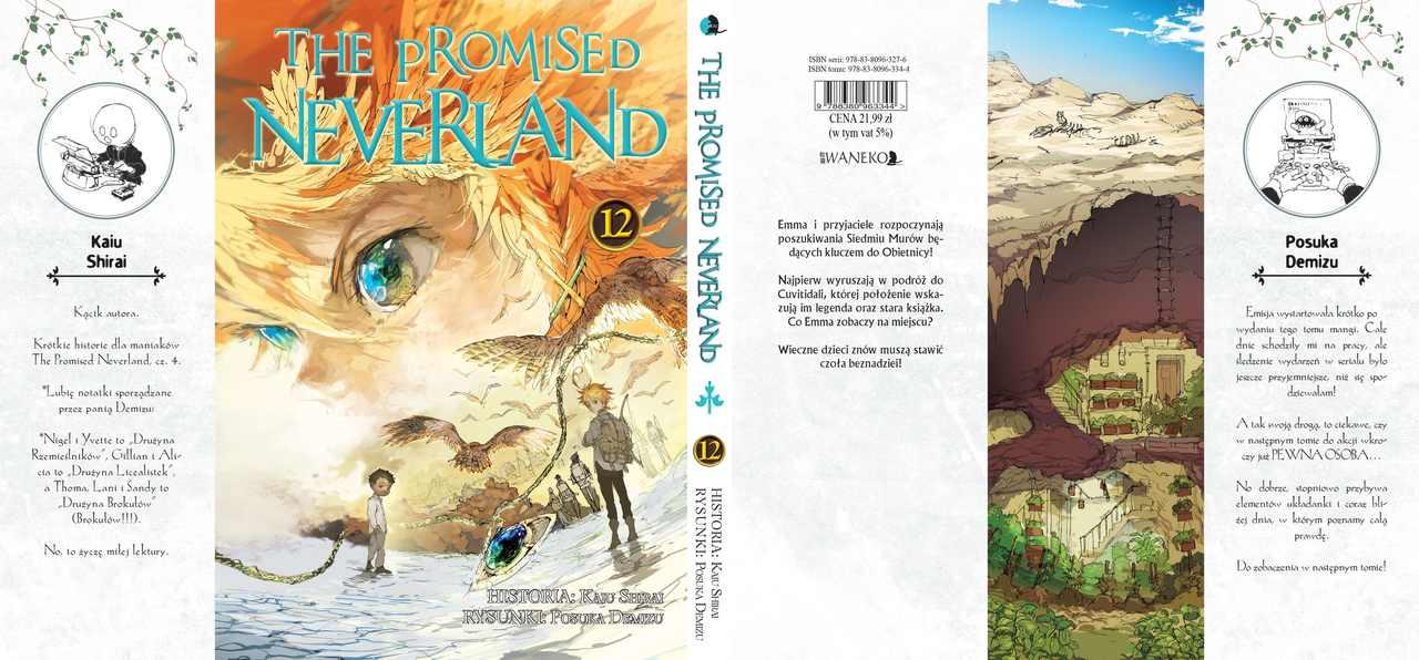 The Promised Neverland 12 [RECENZJA]. Czy jest szansa dla dzieci hodowlanych?
