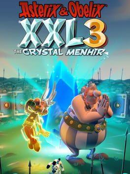 asterix i obelix xxl 3 the crystal menhir recenzja