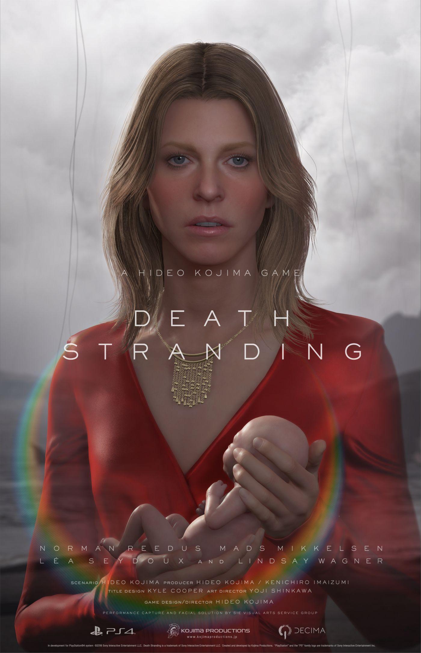 Death Stranding [RECENZJA]
