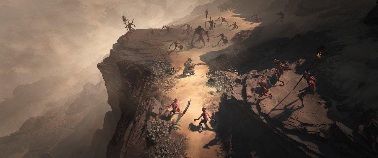 Diablo 4: Barbarzyńca. Klasa postaci na gameplayu