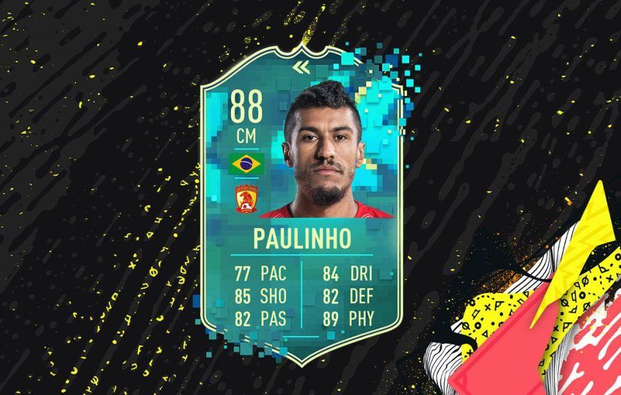 FIFA 20 FUT: karta Paulinho Flashback już do zdobycia
