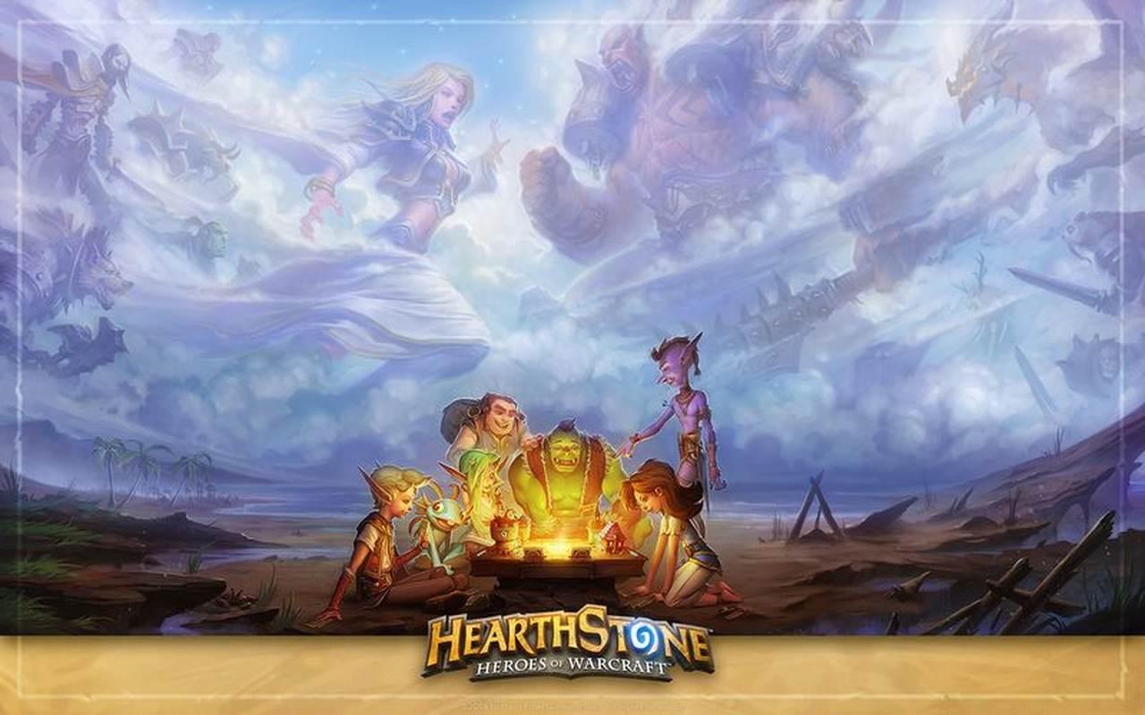 Jak zdobyć złoto w Hearthstone?