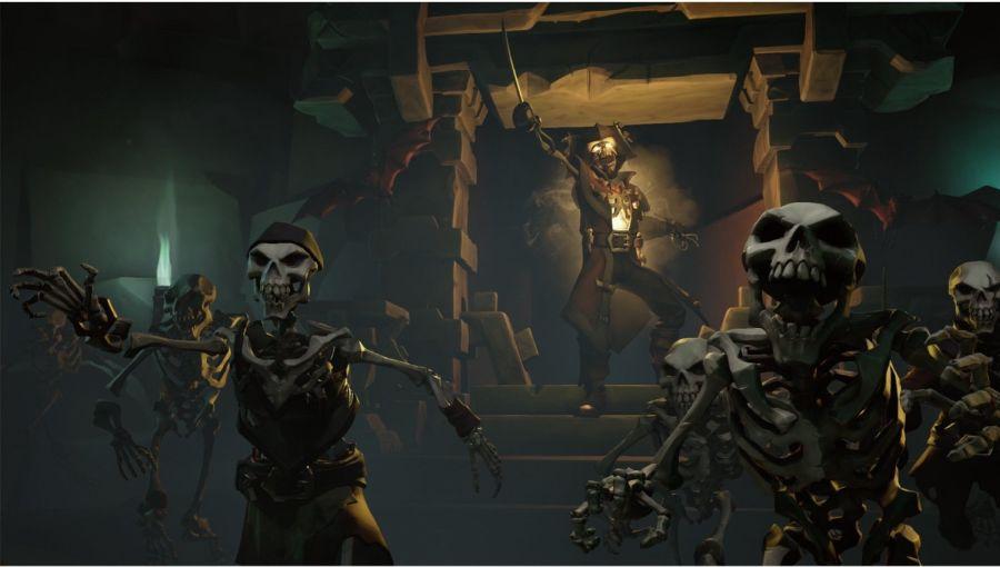 Sea of Thieves: darmowy dodatek The Seabound Soul już 20 listopada!