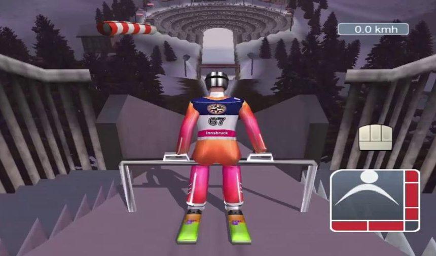 Skoki narciarskie 2002: Polskie złoto – Kultowe Gry Sportowe #1