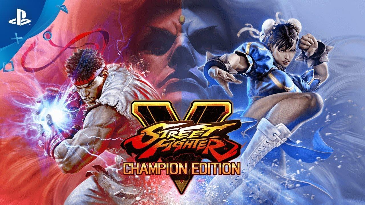 Street Fighter 5: nieśmiertelny Gill nowym bohaterem!