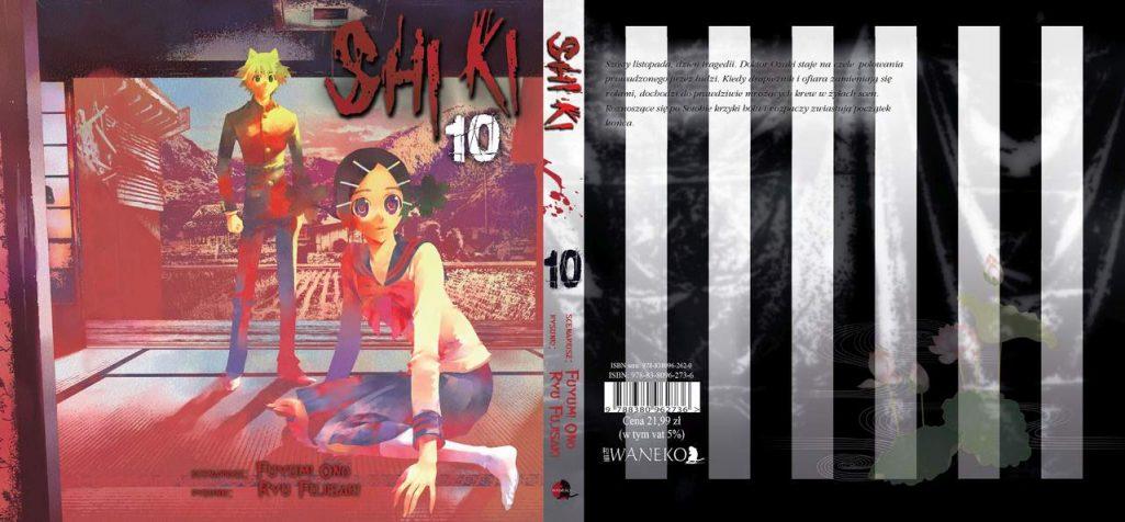 Shiki 10 [RECENZJA]. Brutalność ma różne wymiary