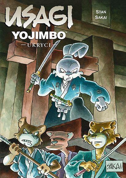 Usagi Yojimbo - Komiksowe Klasyczki