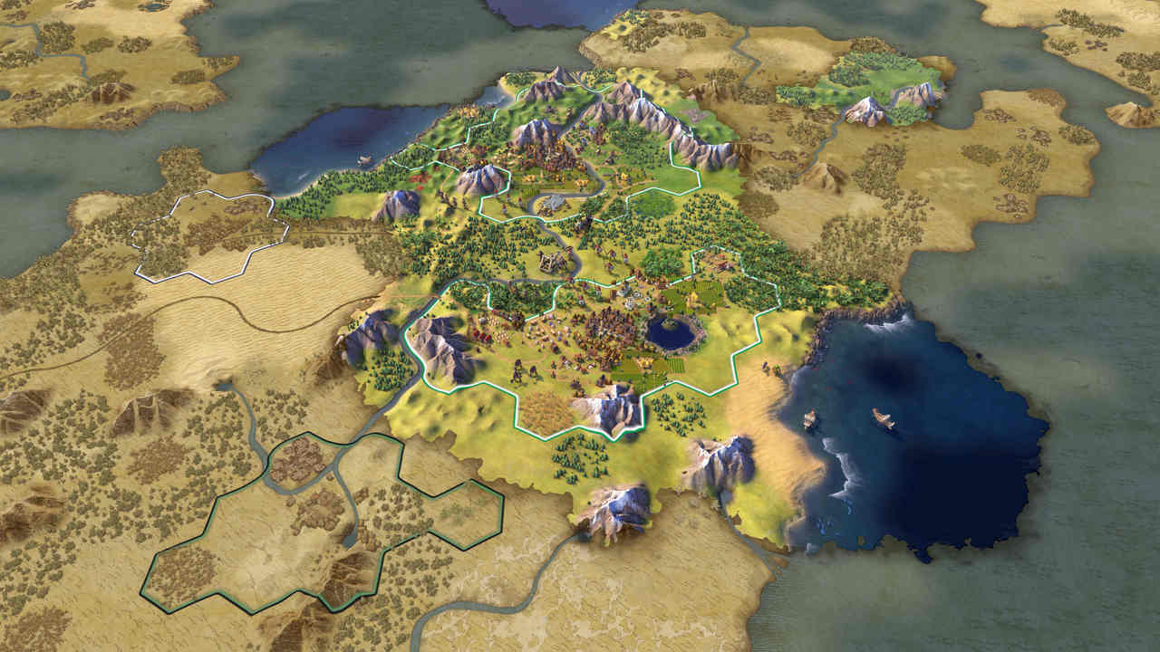 civilization 6 na ps4 - recenzja