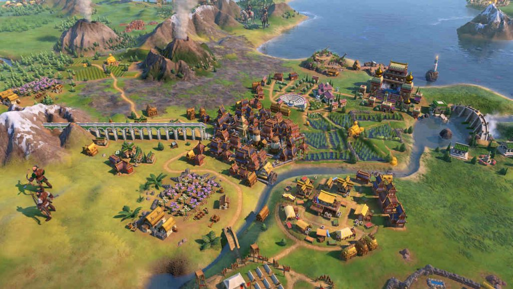 civilization 6 na ps4 - recenzja