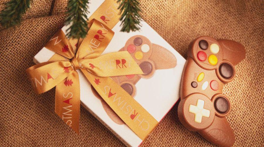 Drobny prezent dla gracza? Tylko czekoladowy pad do gier! [KONKURS]
