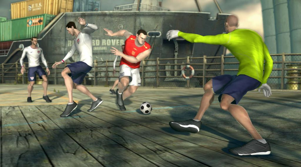 FIFA Street – Kultowe Gry Sportowe #2