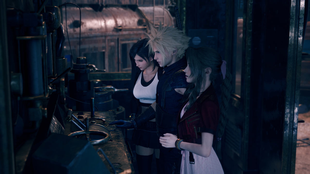 Marzec z PS Plus. Final Fantasy VII Remake w ofercie abonamentu Sony