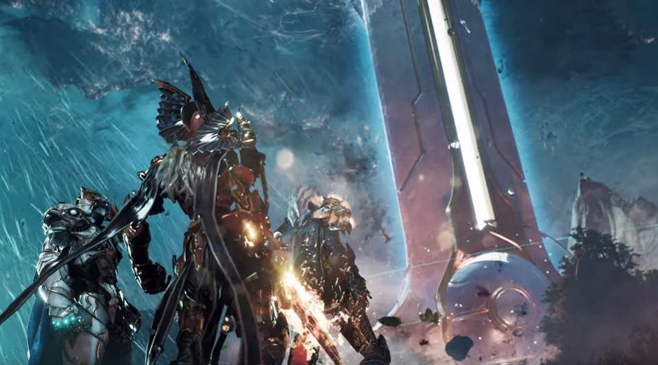 Godfall: pierwsza gra na PlayStation 5 ogłoszona!