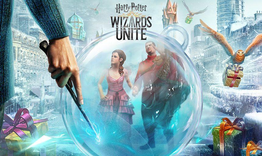 swiateczne eventy w harry potter wizards unite