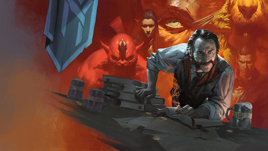 osiem gier dungeons and dragons - zapowiedz