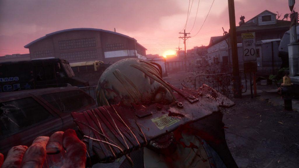 The Walking Dead Saints & Sinners: brzydkie zombie w VR!
