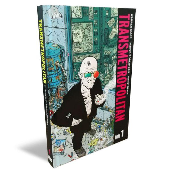transmetropolitan komiks vertigo