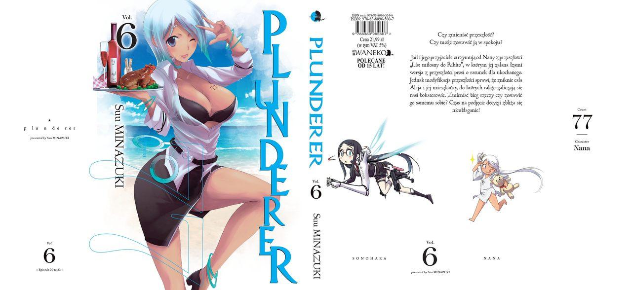Plunderer 6 [RECENZJA]. Jeśli chcesz być silniejszy, bądź wierny sobie