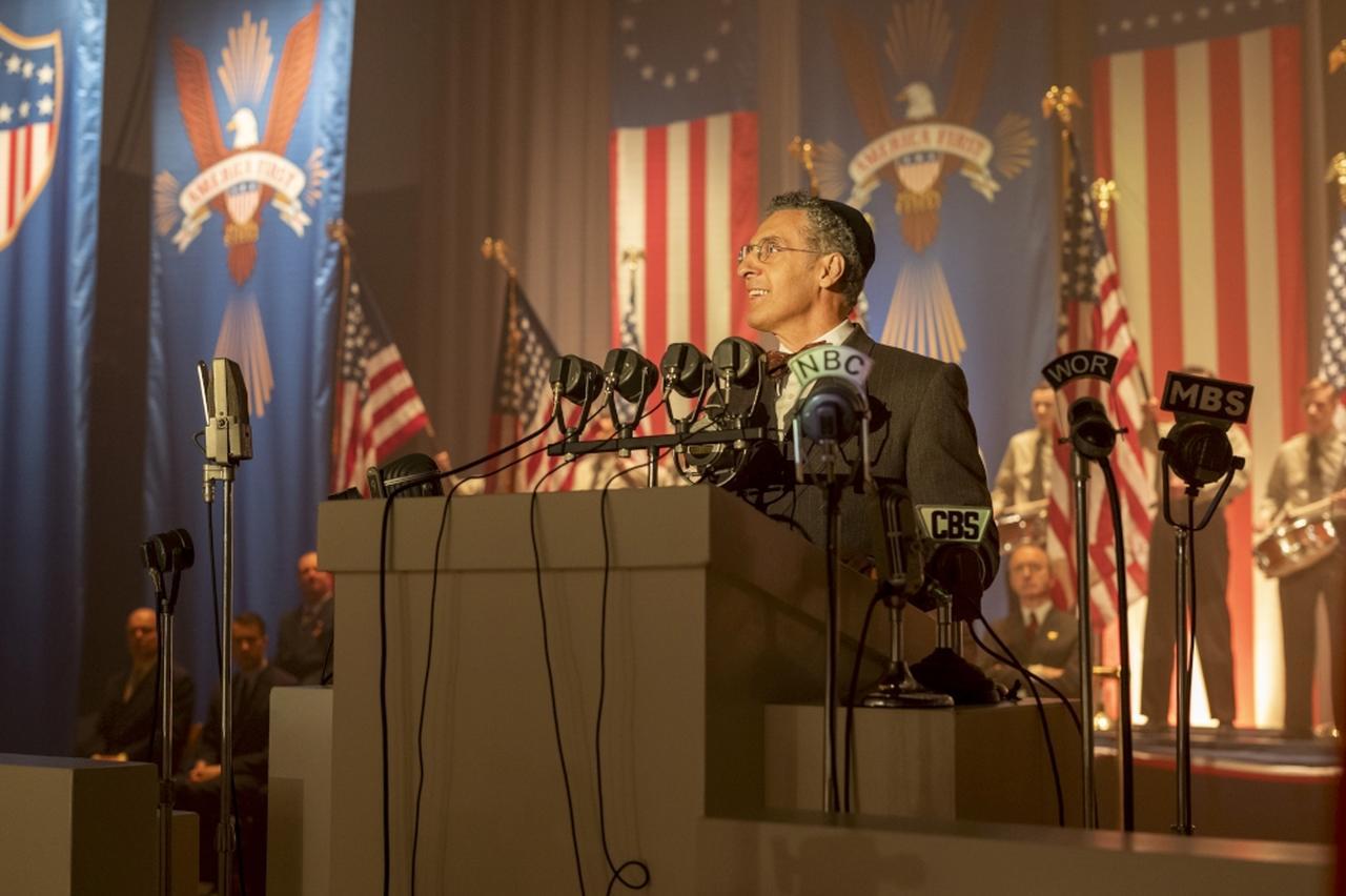 Spisek przeciwko Ameryce - miniserial HBO