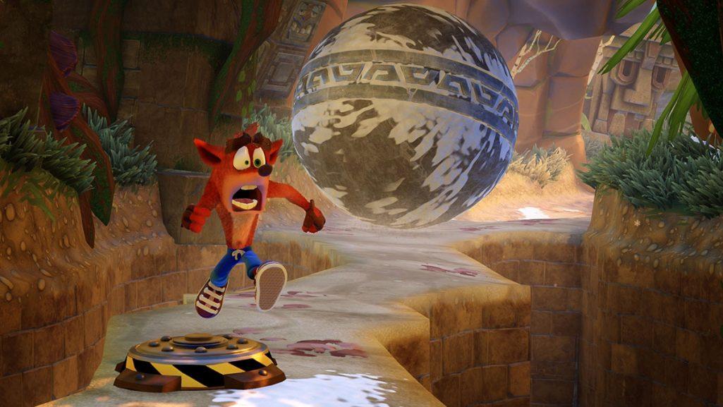 PS Plus na luty 2020 prawdopodobnie z Crashem! Tak informuje hiszpański oddział Sony