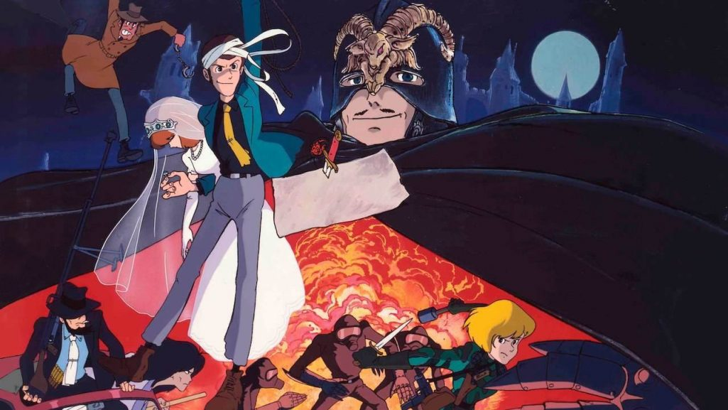 Filmy studia Ghibli na Netflix!