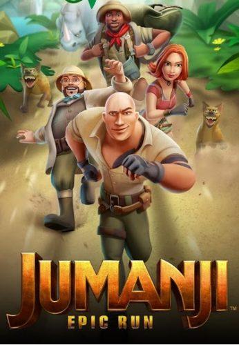 jumanji epic run recenzja