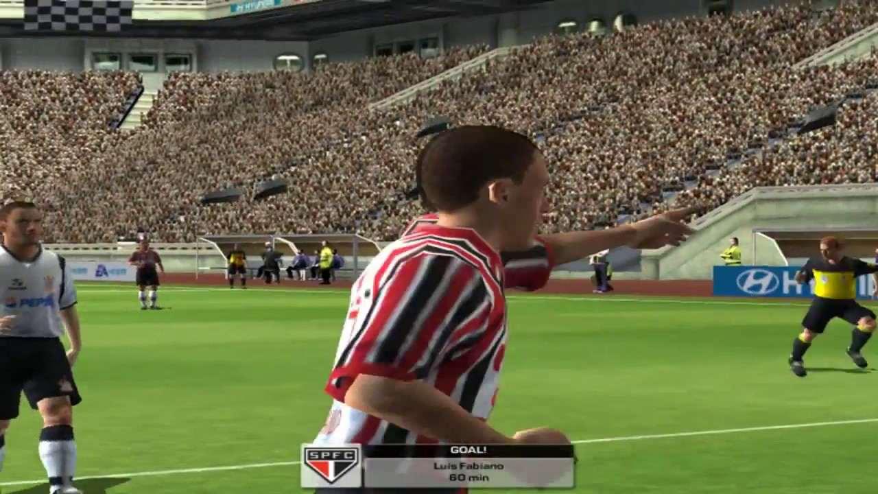 kultowe gry sportowe - fifa 2003