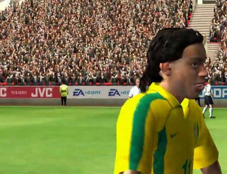 FIFA 2003 – Kultowe Gry Sportowe #4