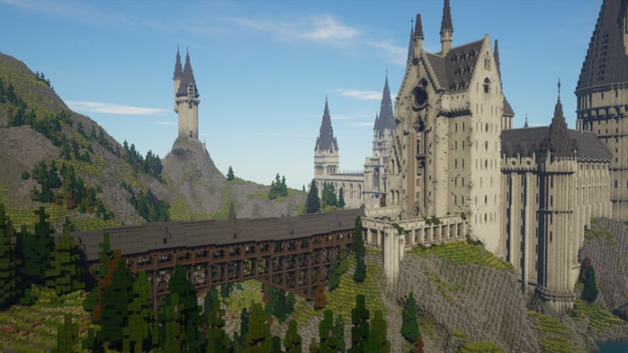 Minecraft: mod Harry Potter Witchcraft and Wizardry już do pobrania