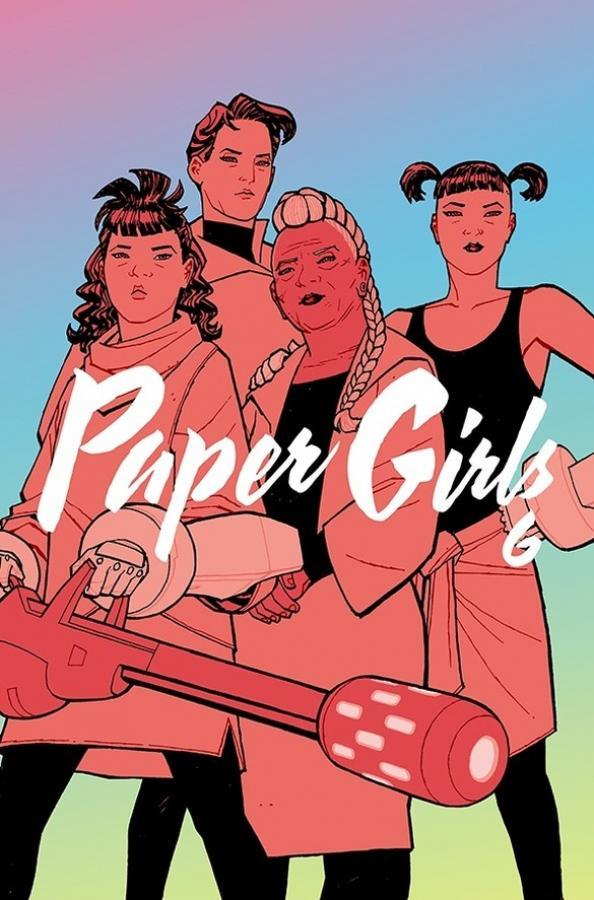 paper girls recenzja