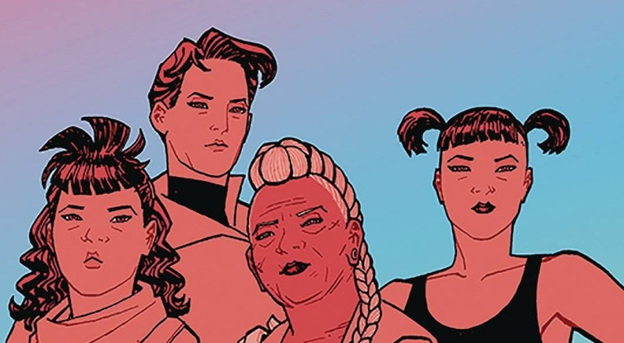 Paper Girls [RECENZJA]. Komiksowe Stranger Things