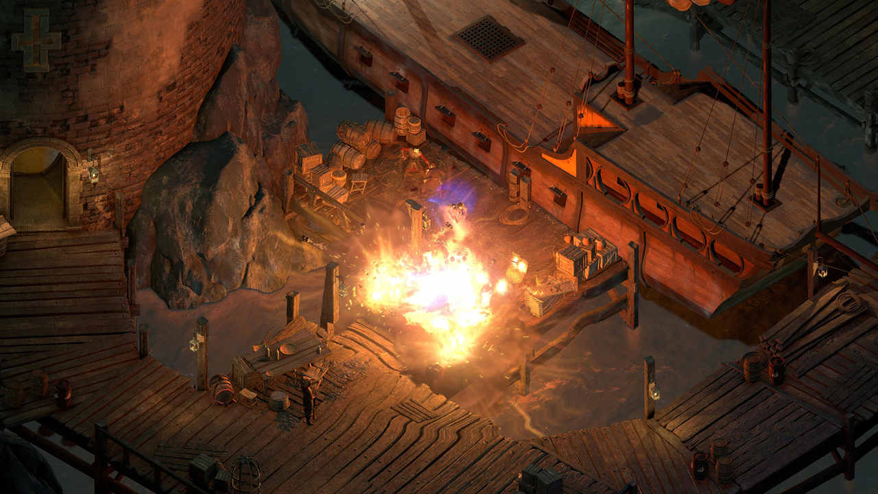premiera pillars of eternity 2 na ps4