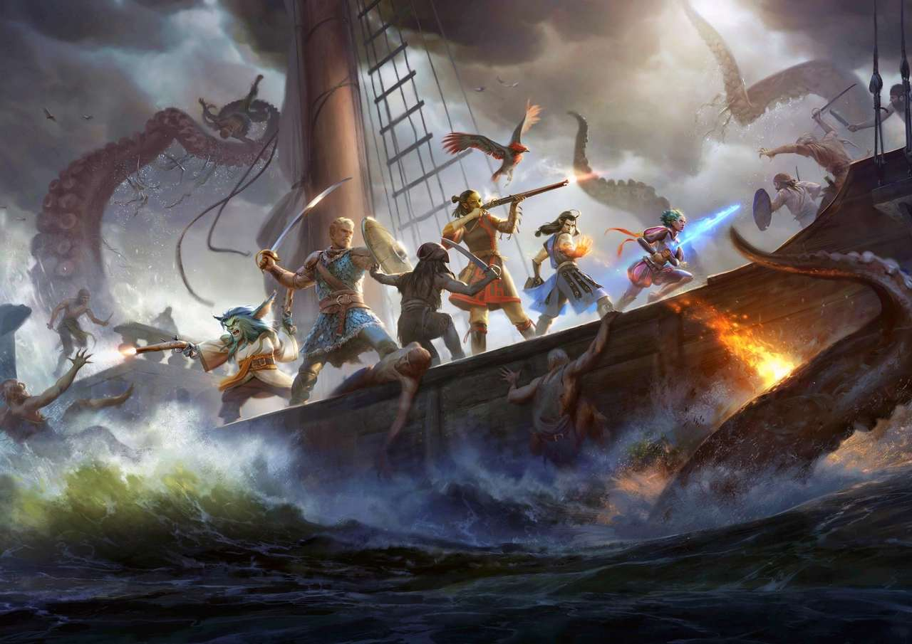 Premiera Pillars of Eternity 2: Deadfire na PS4 oraz Xbox One już dziś!