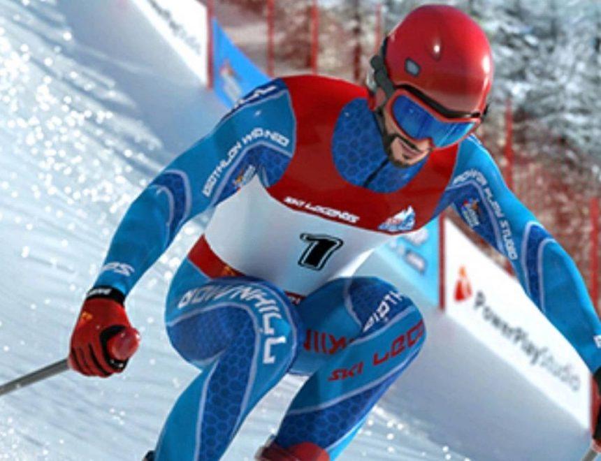 Ski Legends [RECENZJA]. Podwórkowy Hermann Maier