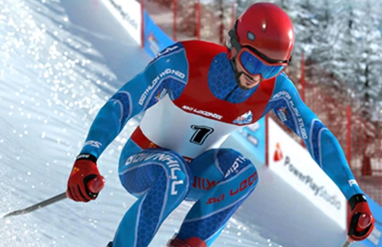 ski legends recenzja