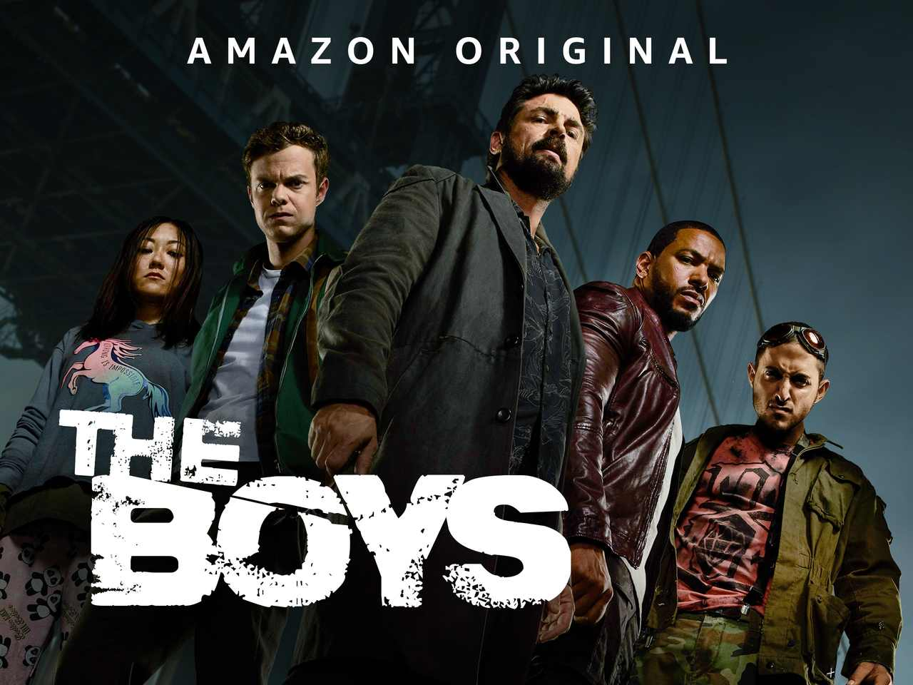 the boys recenzja serialu amazona