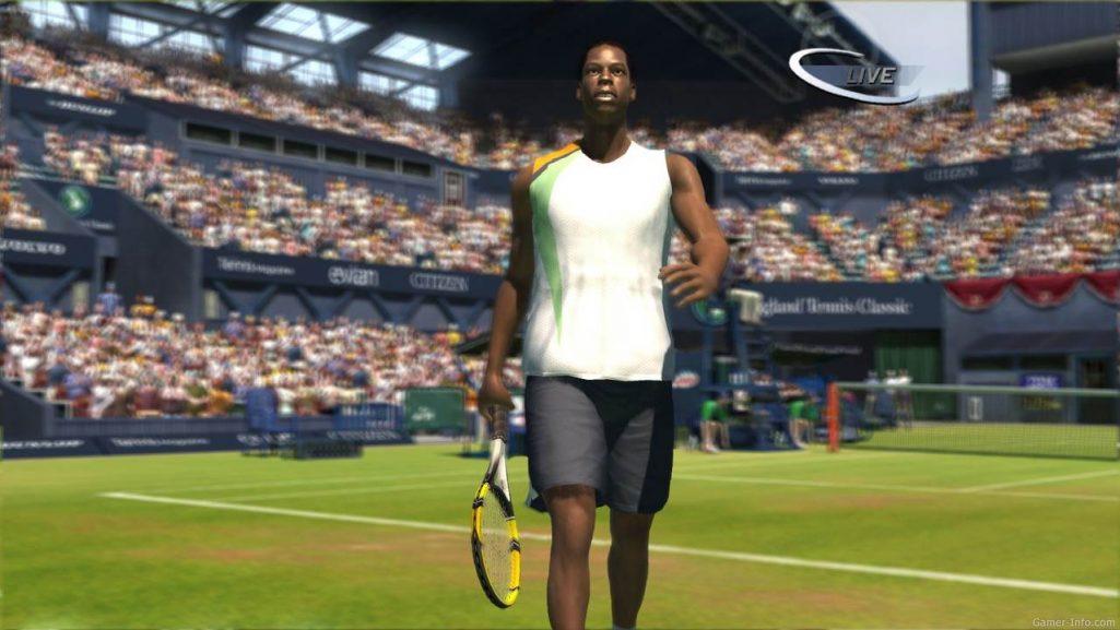 Virtua Tennis 3 – Kultowe Gry Sportowe #3