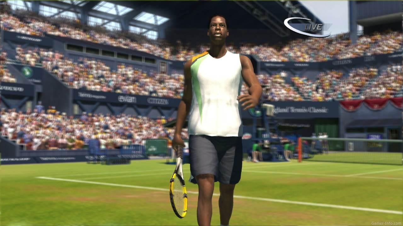 virtua tennis 3 - kultowe gry sportowe