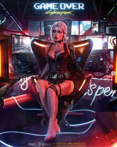 czy w cyberpunk 2077 zobaczymy Ciri