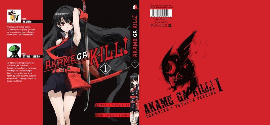 Akame ga kill! 1-5 [RECENZJA]. Czy zabójca może być dobrym człowiekiem?