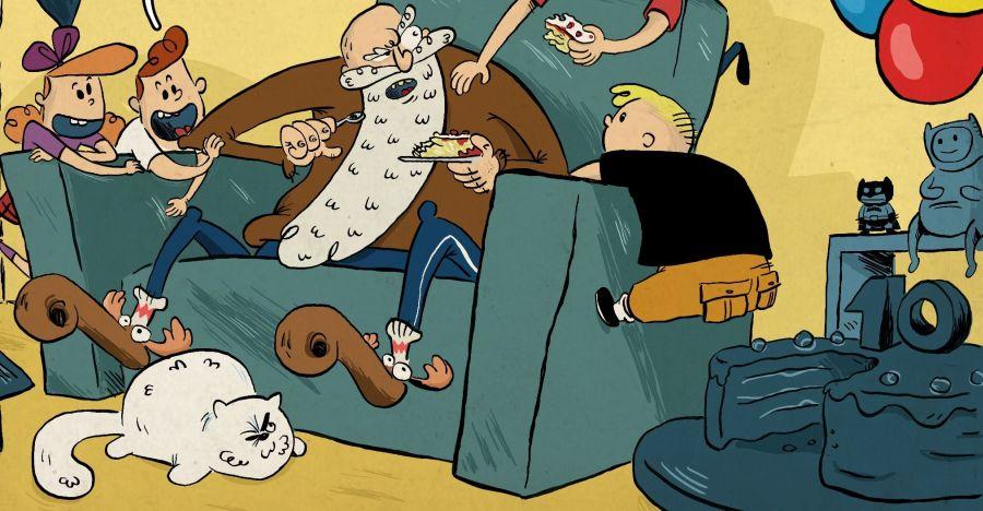 Eustachy: ruszyła crowdfundingowa zbiórka na komiks!