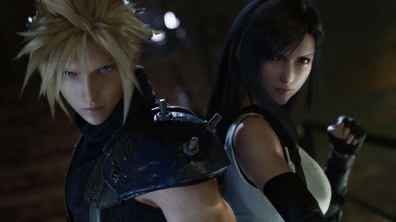Final Fantasy VII Remake [ZAPOWIEDŹ]. Powrót do miasta Midgar!