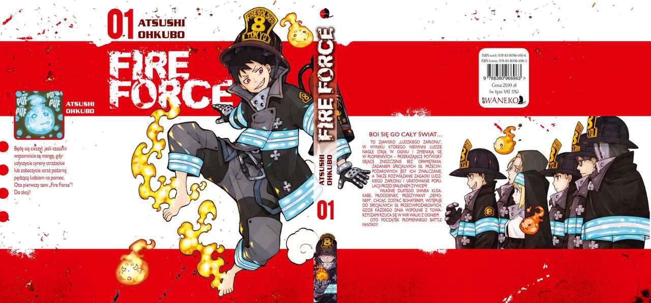 Fire Force [RECENZJA]